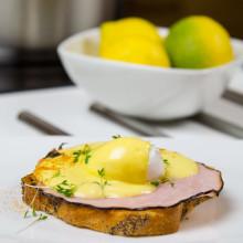 Recept - Eggs Benedikt