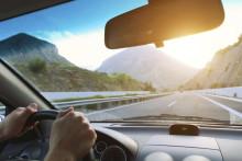 Var fjärde svensk hyr bil på utlandsresan