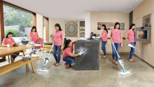BLACK+DECKER™ Introduces Third Generation Steam-Mop™