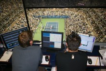 Sony and Wimbledon serve a 3D Ace