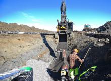 Vakin påbörjar bygget av överföringsledning mellan Täfteå och Innertavle