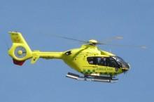 Nu öppnas helikopterflygplatsen vid Danderyds sjukhus