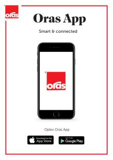 Oras App gør hverdagen lettere for VVS installatørerne