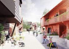 White arkitekter och Lillskär vinner i Borlänge!