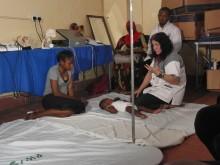 """""""Der Bedarf ist enorm"""" – osteopathische Hilfe in Gambia / Interview mit VOD-Mitglied, Osteopathin Hildegard Winkler aus Osnabrück"""