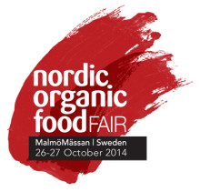 Nordic Organic Food Fair previews its exhibitor show highlights for 2014