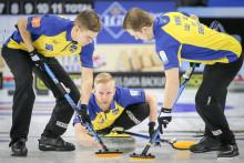 Curling-VM: VM-premiär för lag Edin under natten mot söndag