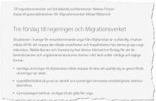 Svenska kyrkan till migrationsministern:  Möte om ensamkommandes situation kan inte vänta!