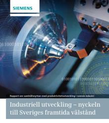 Miljarder för Sverige att tjäna genom satsningar på industrin