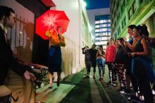 ASICS The Big Chase – på jakt efter en mystisk främling i LA
