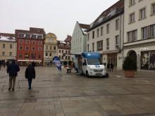 Beratungsmobil der Unabhängigen Patientenberatung kommt am 9. April nach Regensburg.
