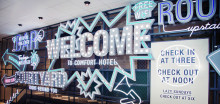 Kulturoasen Comfort Hotel Karl Johan åpner dørene til fullt hus