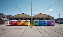 Stolta spårvagnar – en konstmanifestation för allas lika värde