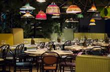 Nya restaurangen Bambino's Great Italian Eatery hyllar den italienska familjelivsstilen - bjuder in till att umgås flera generationer över en delad måltid