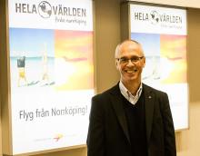 Ännu en charterarrangör börjar flyga från Norrköping Flygplats 2015