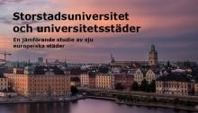 Ny fakta om Stockholm som universitetsstad