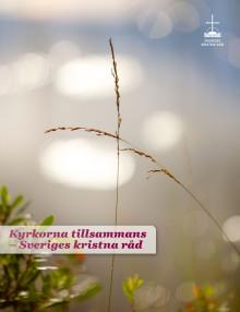 Informationsbroschyr om Sveriges kristna råd