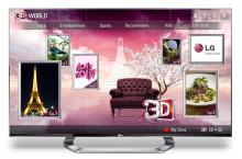 En värld av 3D när LG lanserar ny tjänst i LG Smart TV