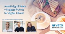 Kostnadsfri frukost om digital tillväxt