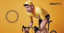 Craft lanserar Vacchi Collezione 2019  - en hyllning till den hundraåriga gula ledartröjan