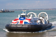 Dometic: Griffon Hoverwork Selects Dometic Air-Conditioning Solution for New Showcase Hovercraft