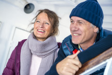 Zum Valentinstag: Partner fahren gratis nach Schweden