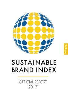 Officiell Rapport Sverige - Sustainable Brand Index 2017