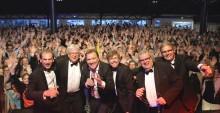 Vikingarna med Christer Sjögren har återförenats och nu är det klart att succéturnén även gästar Wisbystrand den 6 november 2020 för en exklusiv konsert!