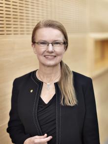 Karin Markides slutar som rektor nästa sommar