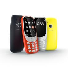 Kulttelefonen Nokia 3310 kommer med 3G hos 3