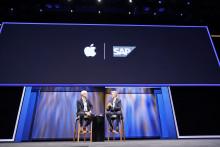 """Apple og SAP gjør det enkelt å ta i bruk maskinlæring ved å lansere """"native""""-applikasjoner for bedrifter"""