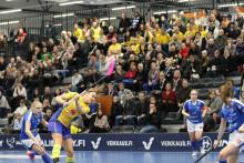 Sveriges U19-damer fick revansch med storseger mot Finland