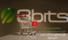 Vi utvecklar e-handelslösningar, vad vill du göra på 3bits?