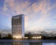 Verdens høyeste trehus bygges i Norge