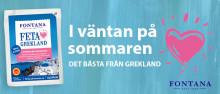 Fontana tar dig till Grekland - I väntan på sommaren!