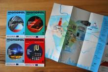 Ruhr Kunst Museen präsentieren sich und Monopol Art Maps Ruhr auf der ART COLOGNE 2017