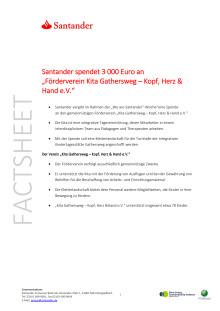 Factsheet Förderverein Kita Gathersweg – Kopf, Herz & Hand e.V.