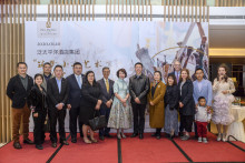 Charity Art Event at Pan Pacific Xiamen a Hit with the Community