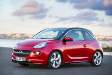 Först i klassen: Opel ADAM erbjuder interaktiv röststyrning