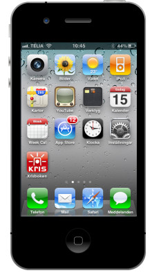 Krisboken – nu bara ett klick bort i din smartphone