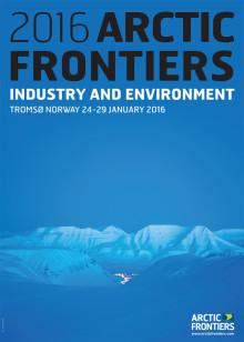 Arctic Frontiers - 24 - 29 January 2016 in Tromsø