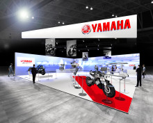 Yamaha Motor's Exhibit at CES 2018 to Cover Both Land and Air - Autonomous 2- and 4-wheelers, Robotic Rider, Drone and Unmanned Helicopter -