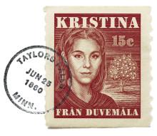 Nu släpps biljetterna till Kristina från Duvemåla