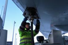 Avinors jet biodrivstoff inneholder ikke palmeolje eller palmeoljeprodukter