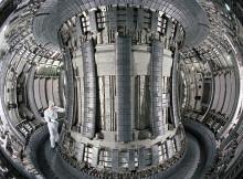Broms av skenande elektroner banar väg för framtida fusionskraft