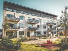Sustend underhållsplanerar Kungälvsbostäders hela fastighetsbestånd