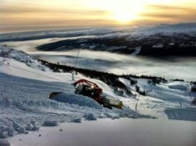 SkiStar Åre: Åre in winter costume ready for Christmas & New Year guests