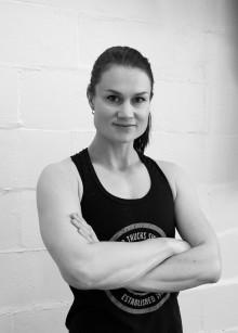 """Armbryterskan och hållbarhetsförebilden Heidi Andersson: """"Det är viktigt att fokusera på kunskap och inte bara tyckande och känslor"""""""