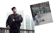 Petter hyllar Sverige med ny låt live på Slussen