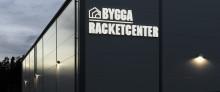 Proton Lighting lyser upp nya Racketcenter i Värnamo
